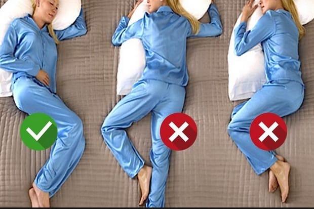 Izquierda o derecha? Por qué es importante hacia qué lado duermes