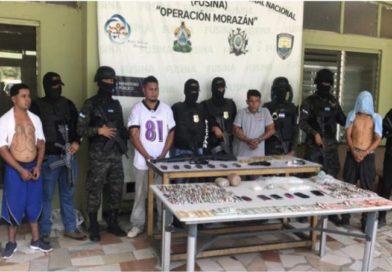 Operación Hormiga VI: capturan a supuestos miembros de la Pandilla 18 en La Lima