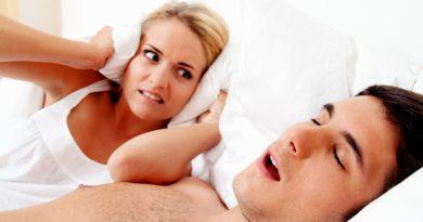 Los ronquidos de tu pareja te pueden costar años de vida